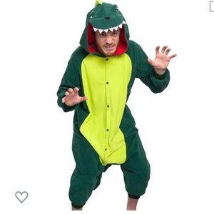 Dinosaur Adult Onesie